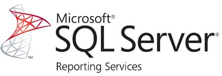 Microsoft SQL Server Reporting Services Logo