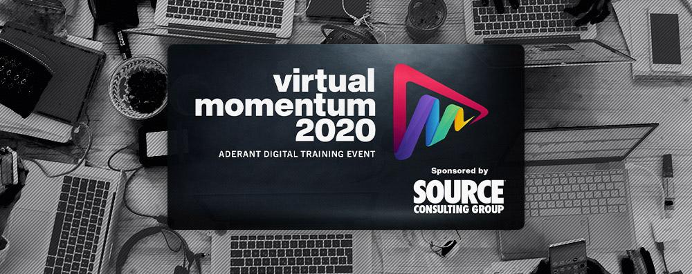 Aderant Virtual Momentum 2020